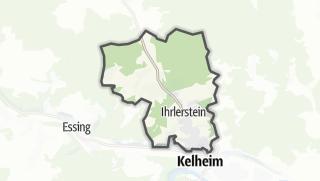 Mapa / Ihrlerstein