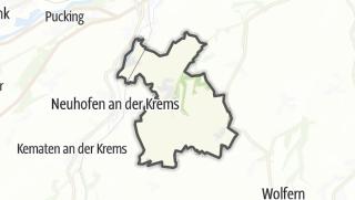 Mapa / Sankt Marien