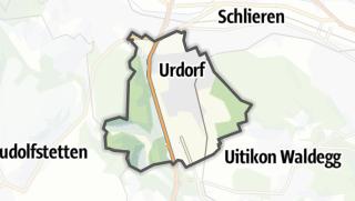 Cartina / Urdorf