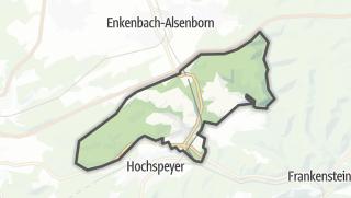 Cartina / Fischbach