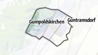 מפה / Gumpoldskirchen