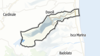 Mapa / San Sostene