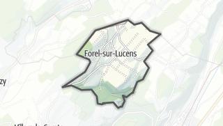 Карта / Forel-sur-Lucens