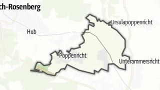 Cartina / Poppenricht
