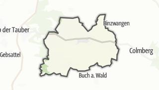 Map / Geslau