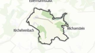 Cartina / Pretzfeld