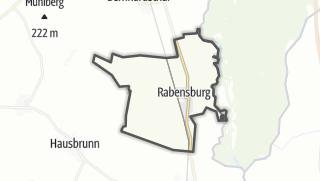 Map / Rabensburg