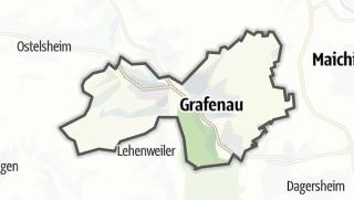Mapa / Grafenau