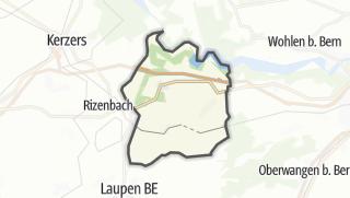 Cartina / Mühleberg