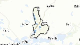 Map / Grebin