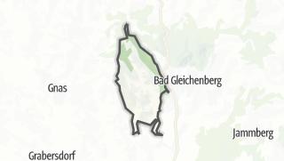 מפה / Trautmannsdorf in Oststeiermark
