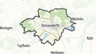 Carte / Donauwörth