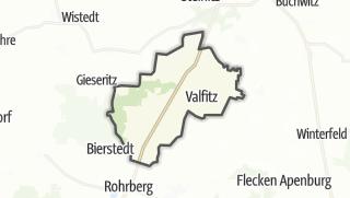地图 / Kuhfelde