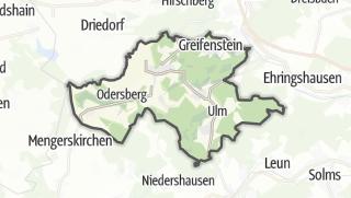 Cartina / Greifenstein