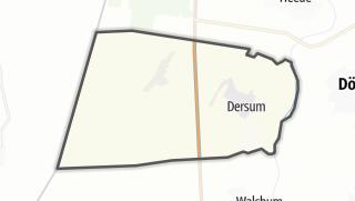 Mapa / Dersum
