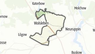 Carte / Märkisch Linden