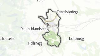 מפה / Frauental an der Lassnitz
