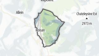 Karte / Roisan