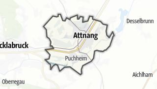 Mapa / Attnang-Puchheim