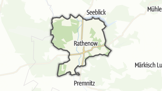 地图 / Rathenow