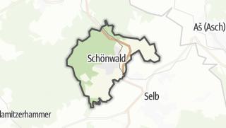 מפה / Schonwald