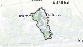 地图 / Schliersee