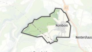Mapa / Nomborn