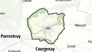 מפה / Alle