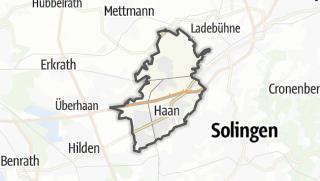 Mapa / Haan