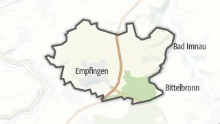 Karte / Empfingen