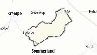 地图 / Süderau