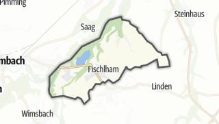 מפה / Fischlham