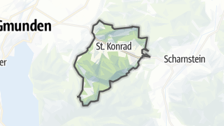 Cartina / Sankt Konrad