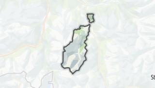 Karte / Riom-Parsonz