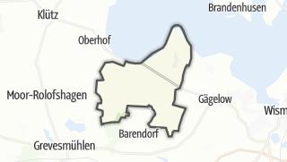 Carte / Hohenkirchen