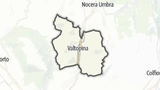 Carte / Valtopina