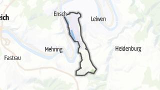 Karte / Detzem