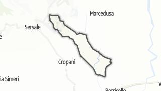 Mapa / Andali