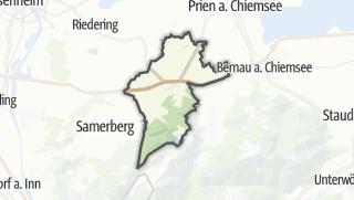 Karte / Frasdorf