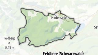 地图 / Hinterzarten