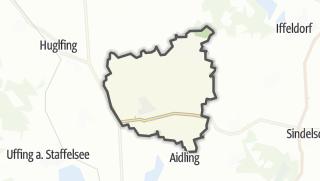 地图 / Obersöchering