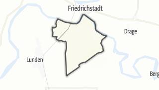 Mapa / Sankt Annen