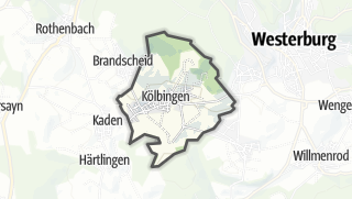 Mapa / Kölbingen