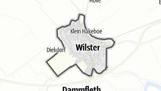 地图 / Wilster