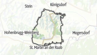 Mapa / Jennersdorf