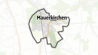 Cartina / Mauerkirchen