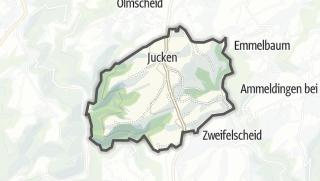 Karte / Jucken