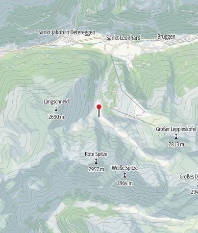 Map / Brugger Alm