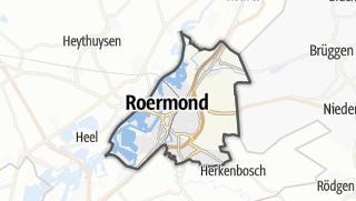 מפה / Roermond