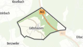 Karte / Liebshausen